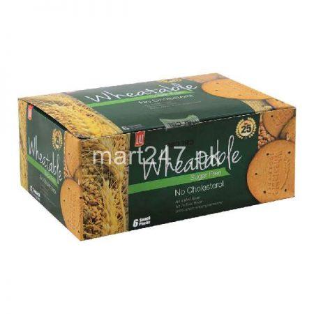 Lu Wheatable Sugar Free Biscuits 6 Packs