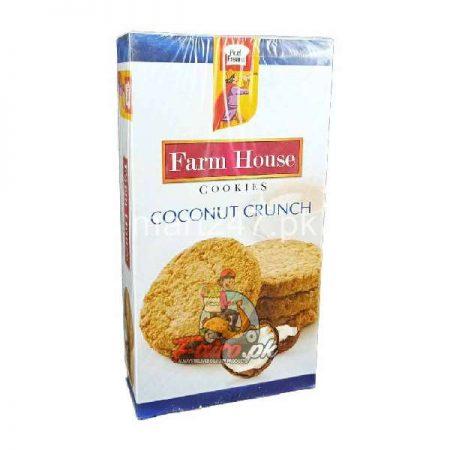 Peek Freans Farm House Cookies Coconut Crunch