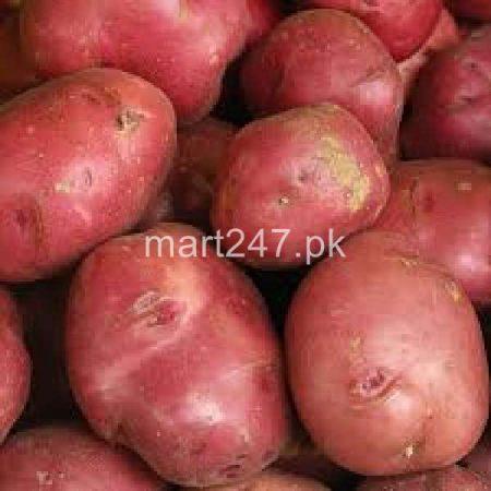 Red Potatoes Pheeka (Per Kg)