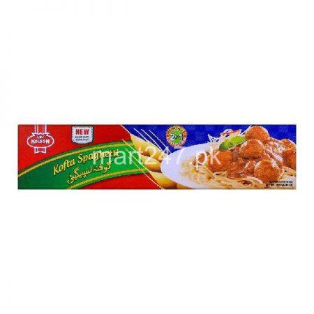 Kolson Kofta Spaghetti 500G