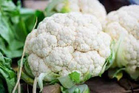 Cauliflower (Per 500 G)