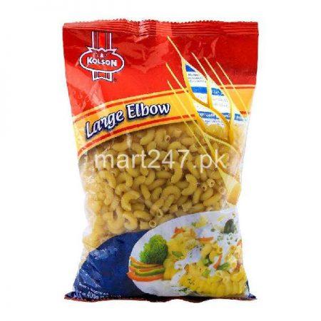 Kolson Large Elbow Macaroni 400 G