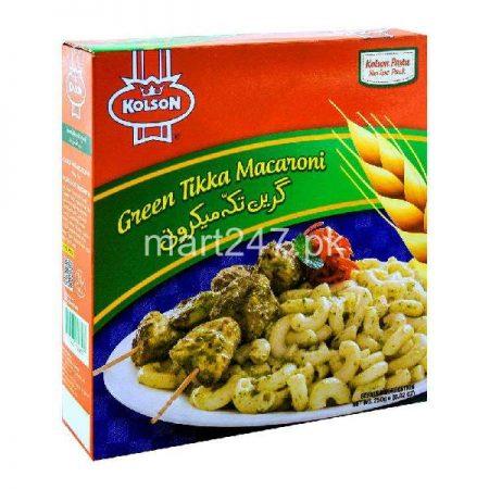 Kolson Green Tikka Macaroni 250 G