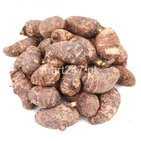 Colocasia (Arvi) 500 Grams