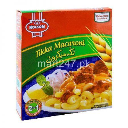 Kolson Tikka Macaroni 250 G