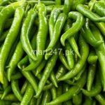 Green Chilies Big 250 Grams