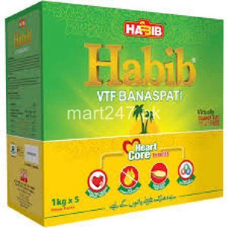 Habib VTF Banaspati 1 L x 5