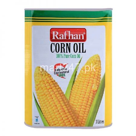 Rafhan Corn Oil 3 L