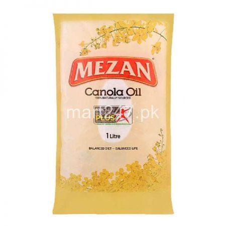 Mezan Canola Oil 0.5 L