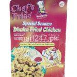 Chefs Pride Dhaka Fried Chicken 200 G