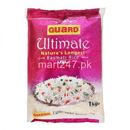 Guard Ultimate Basmati Rice 1 KG