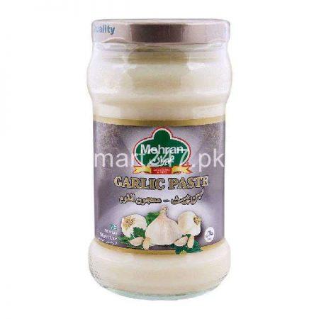 Mehran Garlic Paste 320 G