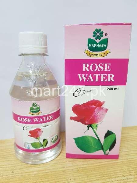 Marhaba Rose Water 240 ML