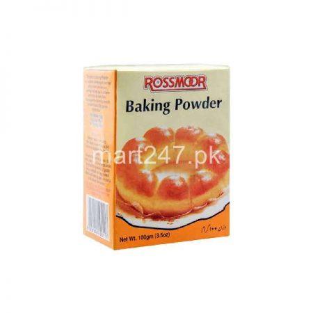 Rossmoor Baking Powder 100 G