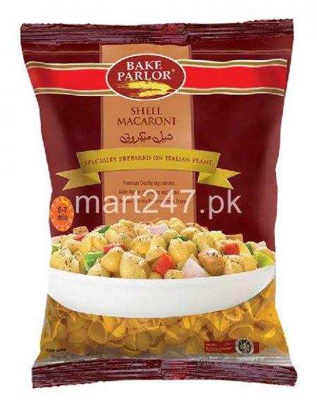 Bake Parlor Shell Macaroni 400 G