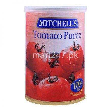 Mitchell's Tomato Puree 450 G