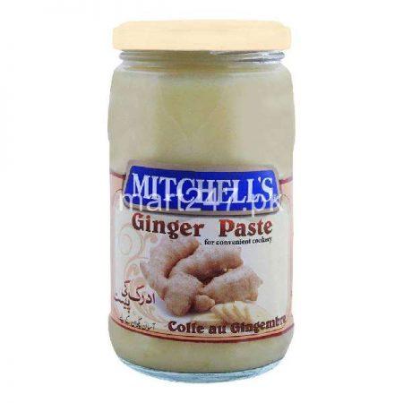 Mitchell's Ginger Paste 320 G
