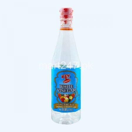 Key Brand White Synthetic Vinegar 750 ML