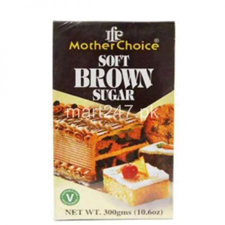 Mother Choice Soft Brown Suger 300 G