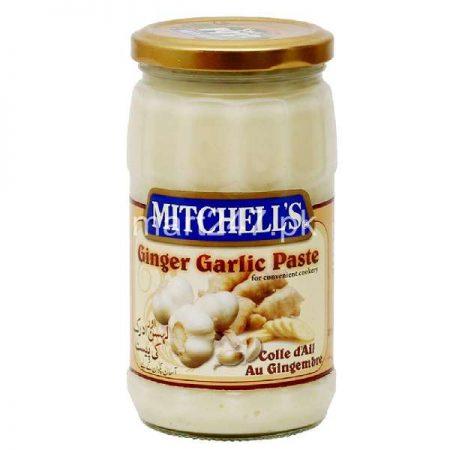 Mitchells Ginger Garlic Paste 320 G