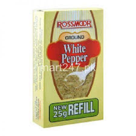 Rossmoor White Pepper Refill 25 g