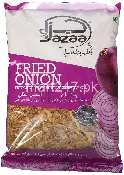 Jazaa Fried Onions 400 Grams