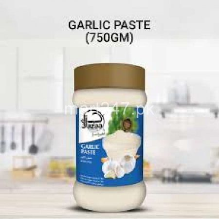 Jazaa Garlic Paste 330 Grams
