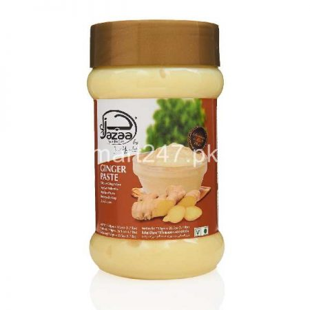 Jazaa Ginger Paste 330 Grams