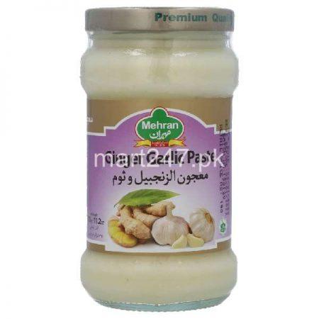 Mehran Ginger Garlic Paste 320 G