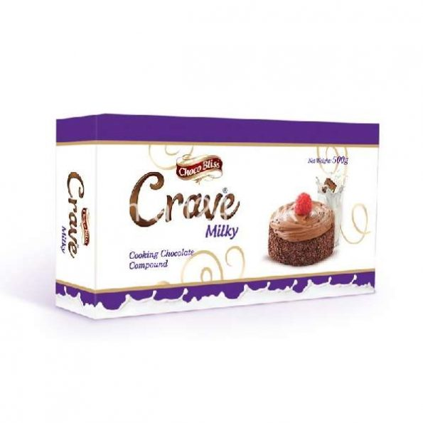 Choco Bliss Crave Milky Cooking Chocolate 200 g