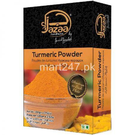 Jazaa Turmeric Powder 100 Grams
