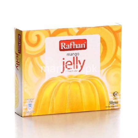 Unilever Rafhan Jelly Mango 80 G