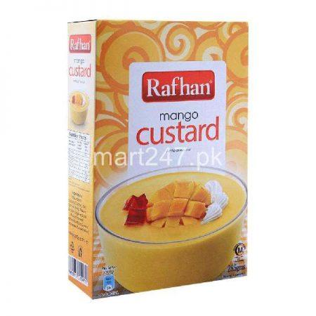 Unilever Rafhan Mango Custard 300 G
