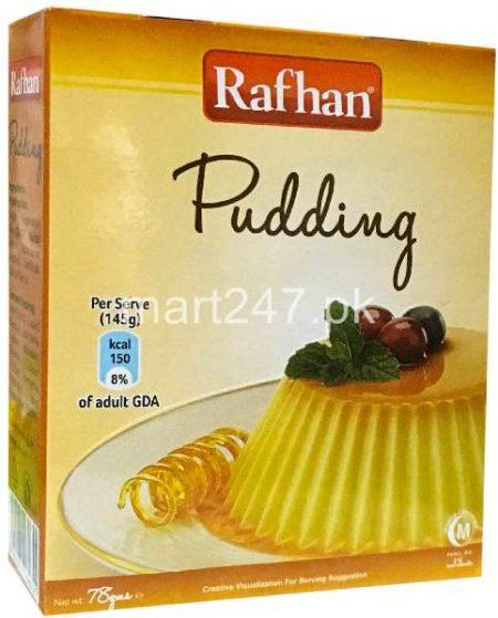 Unilever Rafhan Pudding 78 G