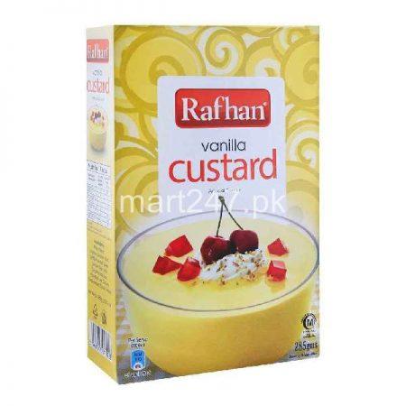 Unilever Rafhan Vanilla Custard 300 G