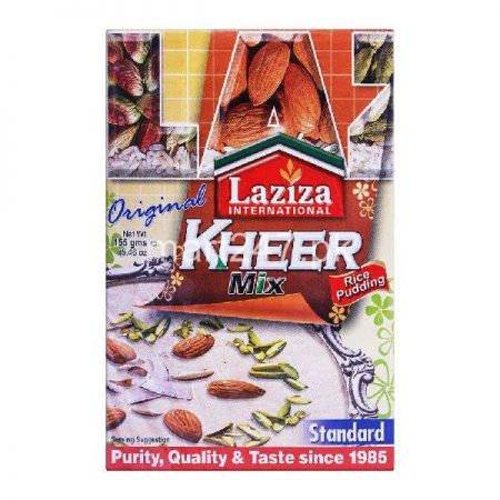 Laziza Kheer Mix 155 G Standard Pack