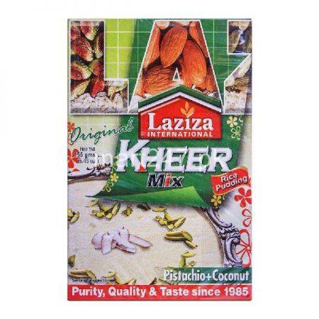 Laziza Kheer Mix Pistachio & Coconut 155 G Standard Pack