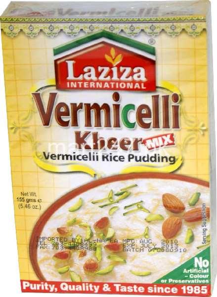 Laziza Vermicelli Kheer 155 G Standard Pack