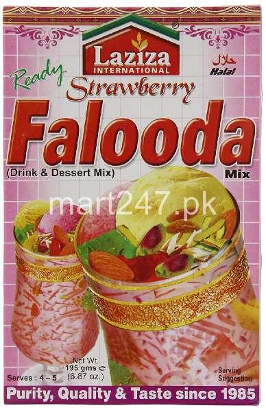 Laziza Falooda 195 G Strawberry