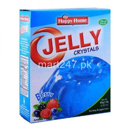 Happy Home Jelly 55 G - Berry