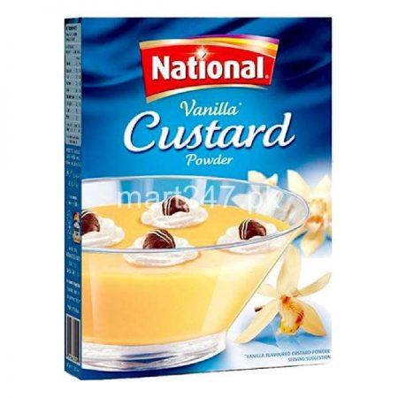 National Vanilla Custard Powder 300 G