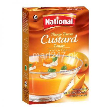 National Mango Custard Powder 120 G