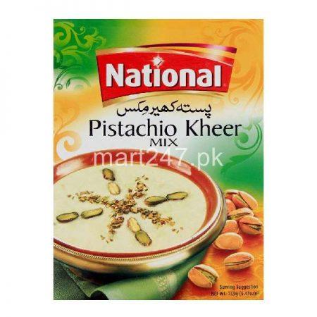 National Pistachio Kheer Mix 155 G
