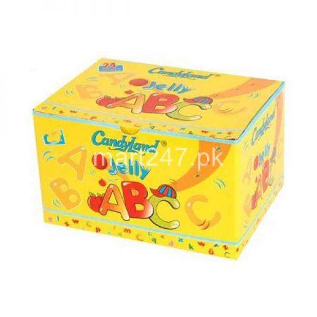 Candy Land Abc Jelly 24 Pcs